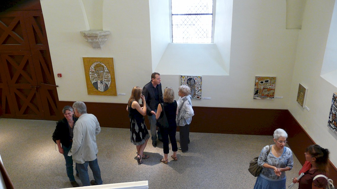 Mickaël Molinié Brie Comte Robert Exposition Arts Plastiques 2011