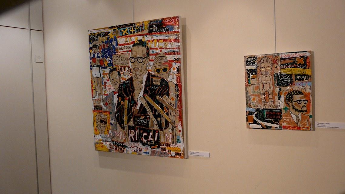 Mickaël Molinié Brie Comte Robert Exposition 2011