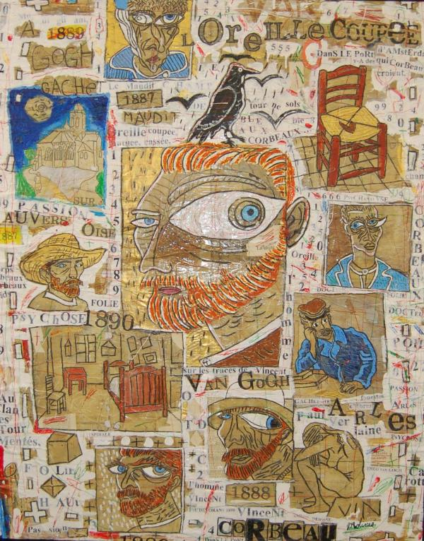 La Folie Selon Vincent - Mickaël Molinié 2008
